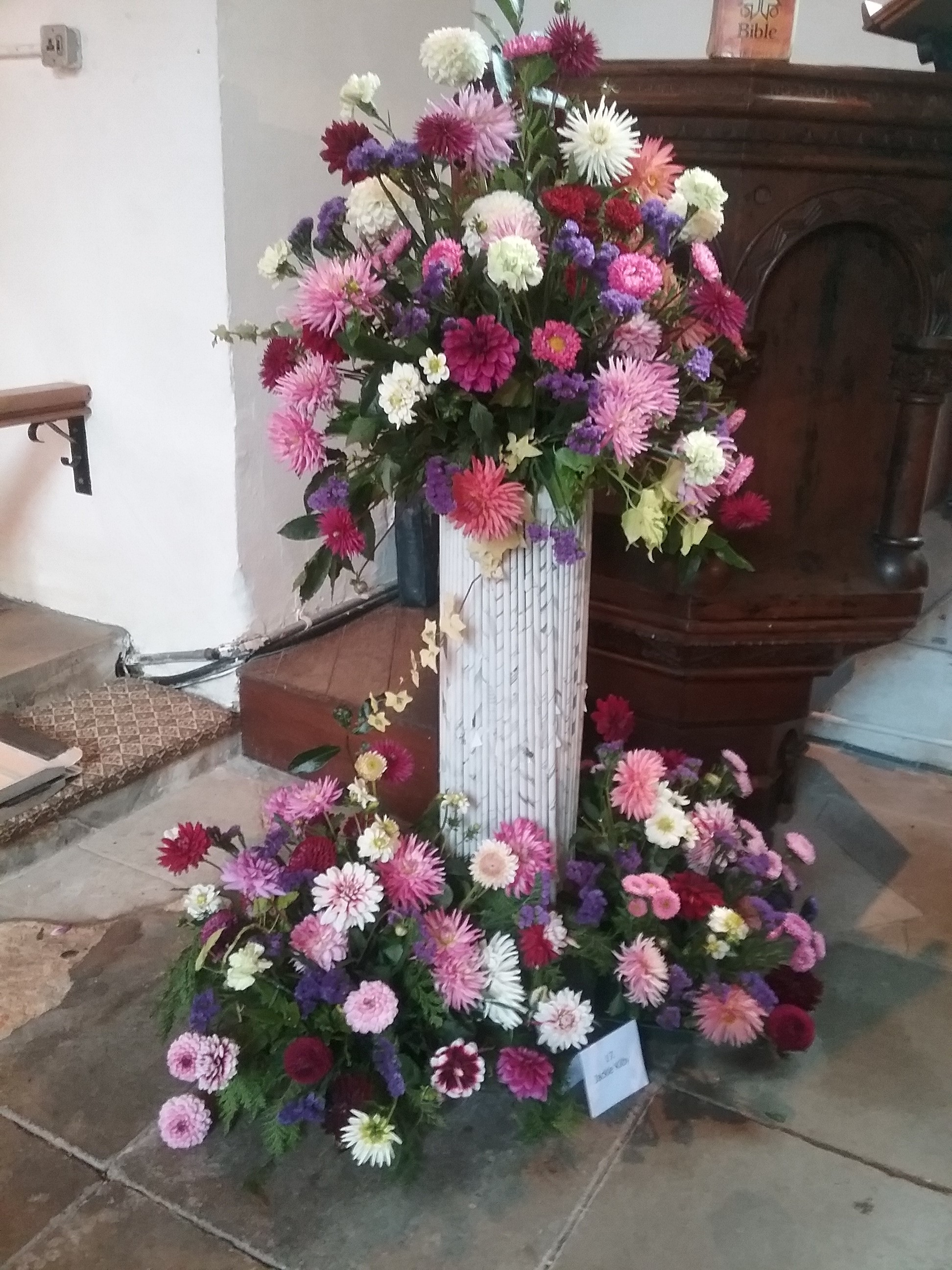 Flower Festival & Art Exhibition
