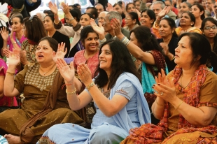 Thousands turn out for Hindu Festival at Shoebury East Beach
