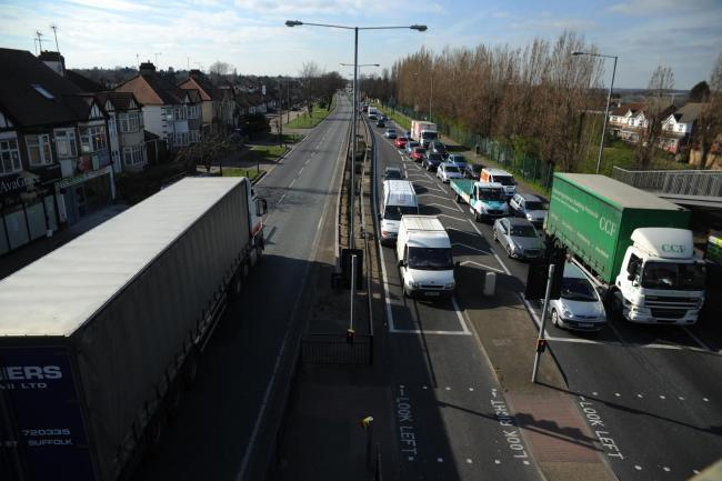 Concerned - residents fear extra traffic at The Bell junction