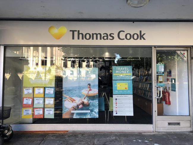 Thomas Cook shops bought by travel company - hundreds of jobs saved