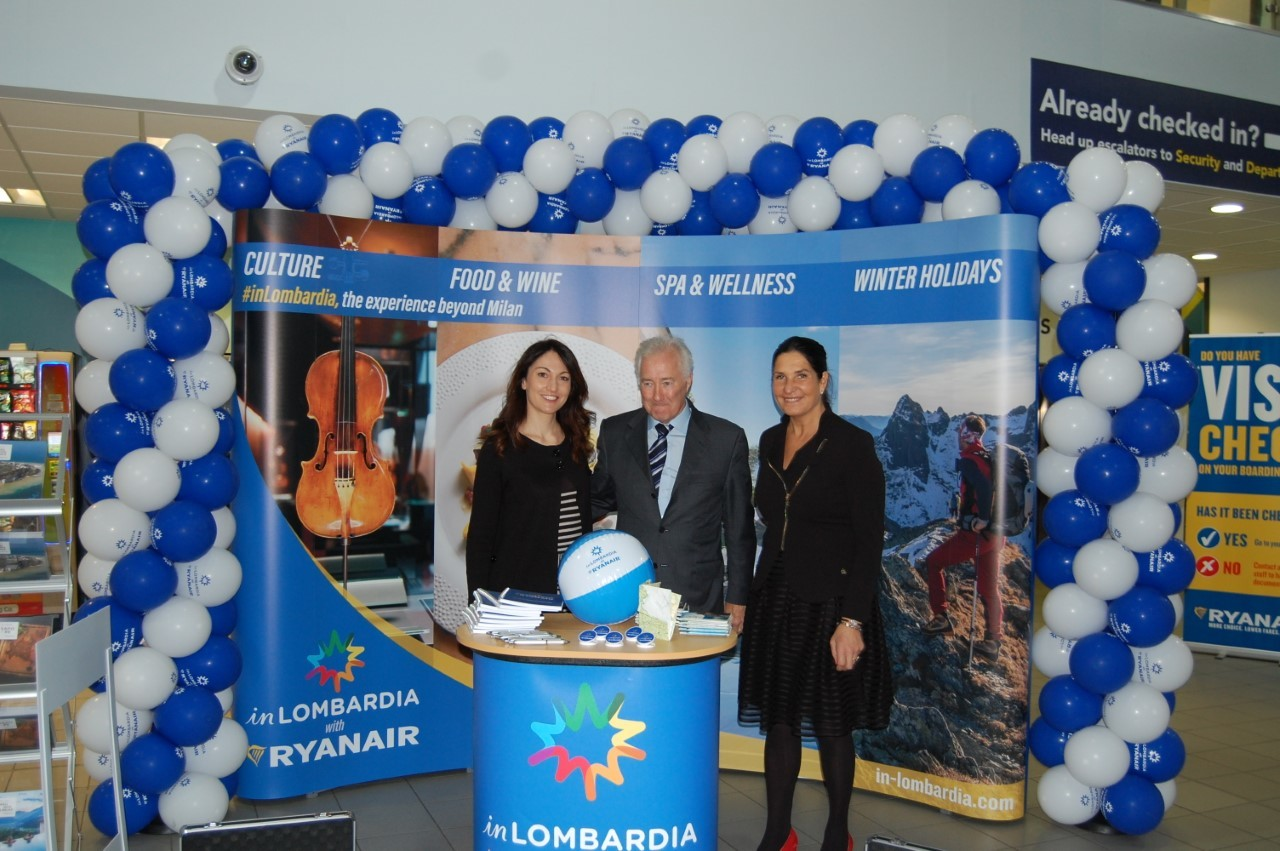 Major launch event at Southend Airport promoting Lombardy as top destination - Southend Standard