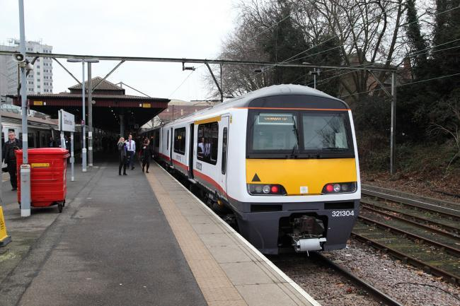 All train services delayed or cancelled after person struck by train