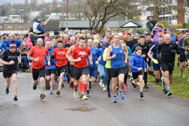 Not running - all parkrun events have been stopped