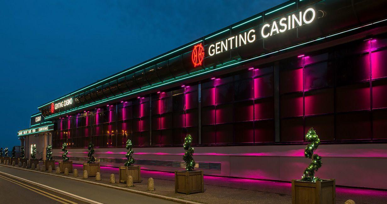 Westcliff casino southend on sea foxwoods casino mohegan sun combined operations