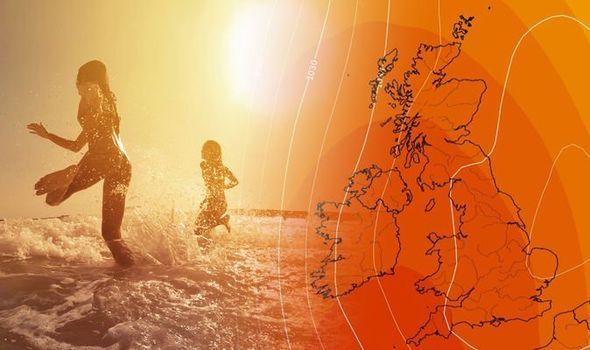 A weather warning has been issued by the Met Office ahead of 30C temperatures this week