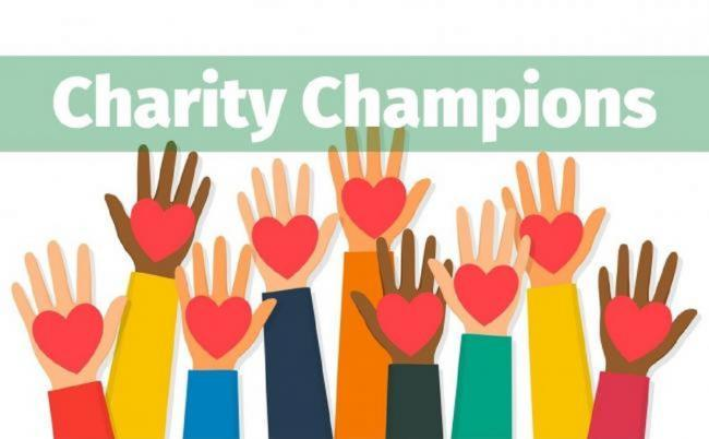 Fundraising - we want to hear from our charity champions