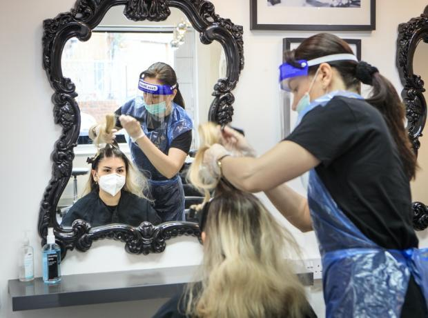Southend Standard: The new coronavirus law could also impact those getting their hair done