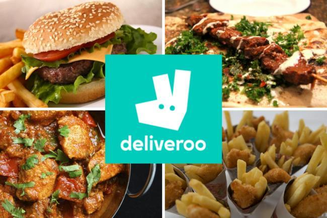 Celebrating four years in Southend - Deliveroo