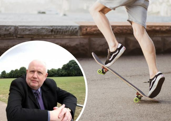 Colchester Council has shut its skateparks after people ignored rules