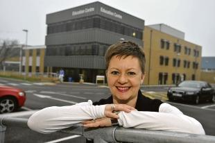 Southend Standard: New hospital chief  Jacqueline Totterdell