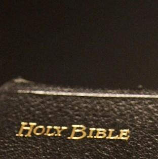 Many Britons fail to realise the Bible's influence on everyday language, a survey suggests