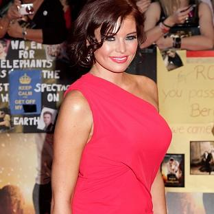 Southend Standard: Jessica Wright enjoyed singing on the TOWIE Christmas single