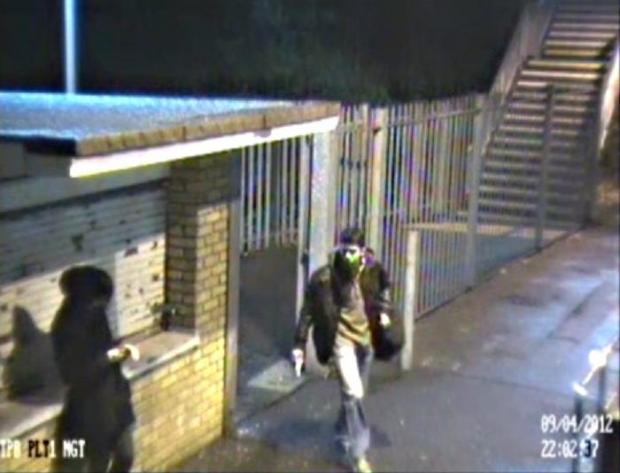 CCTV images released after couple threatened with handgun in Shoebury burglary