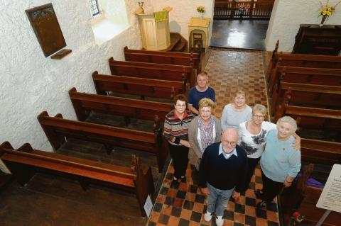The friends of All Saints Church are preparing to hold a fundraising tea party