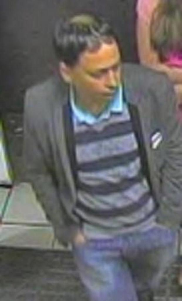 CCTV: Man wanted after Southend sex offence