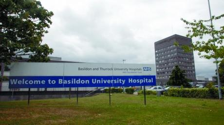 Hospital's new chief executive takes over