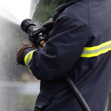 Firefighters called to garages on fire in Basildon