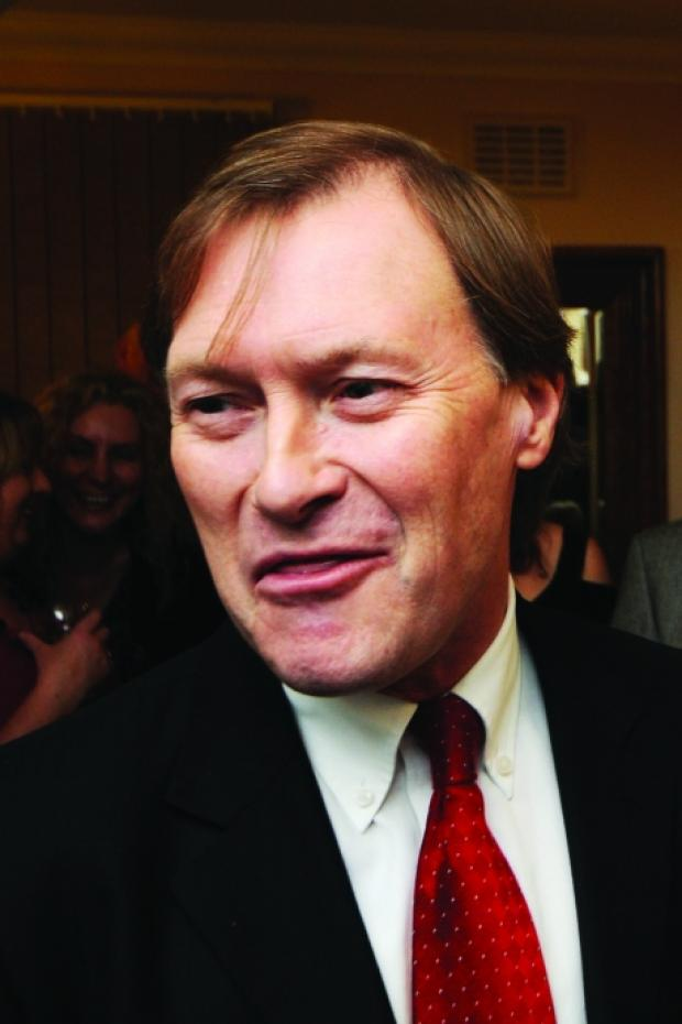 David Amess in new expenses scandal