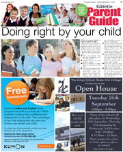 Thurrock Parent Guide