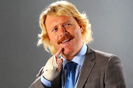 Comedian Keith Lemon in Southend today