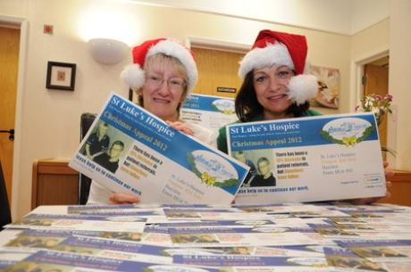 St Luke's Hospice is gearing up for this year's Envelope Appeal