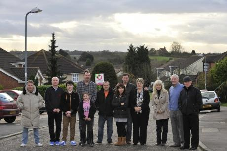 Angry Seaview Avenue residents