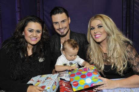 X Factor star Rylan Clark comes back to Basildon
