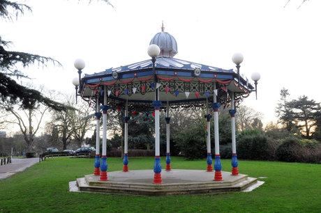 Southend bandstand could stay in Priory Park