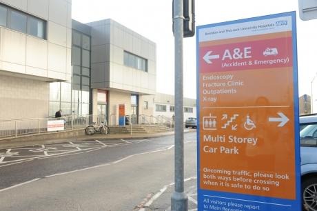 Basildon patients attend Southend A&E after recent scandal