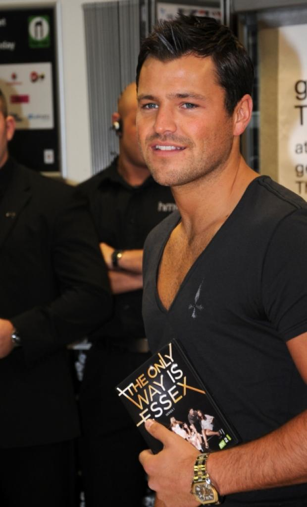TOWIE star Mark Wright to launch new club night