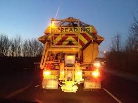 Get the latest weather and track gritters here