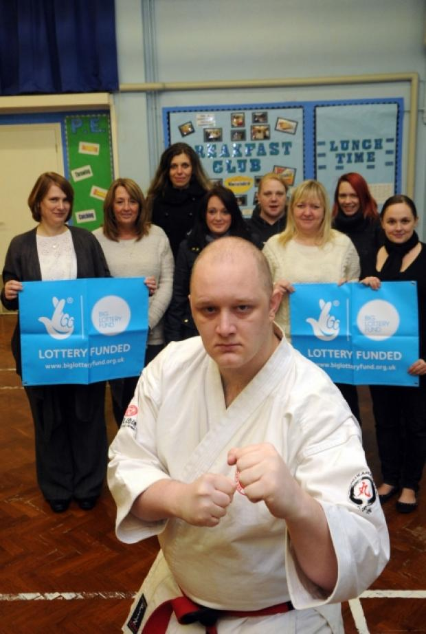 Southend Standard: Lotto cash to teach domestic abuse victims self defence