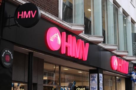 Fresh hope for HMV