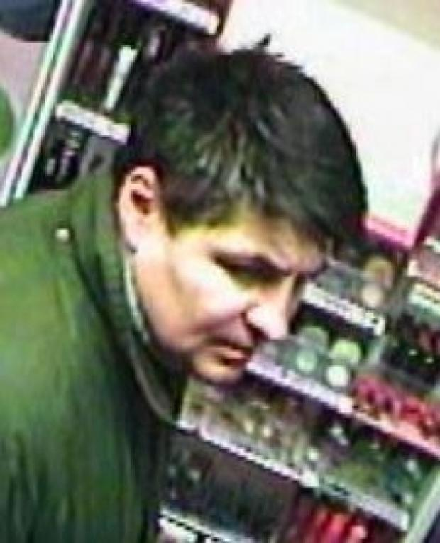 Southend Standard: CCTV released by police following a theft from Lloyds Pharmacy