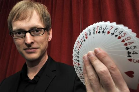 Southend Standard: Rochford magician organises major West End magic show