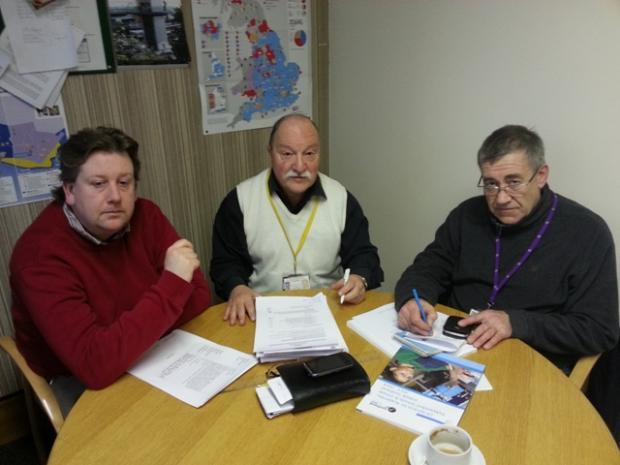 Ian Gilbert, Graham Longley and Martin Terry discuss the budget
