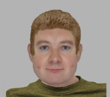 Have you seen this man? - efit issued by Essex Police