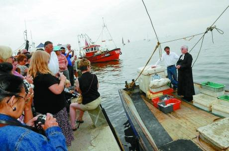 Leigh fishing festival to be transformed next year