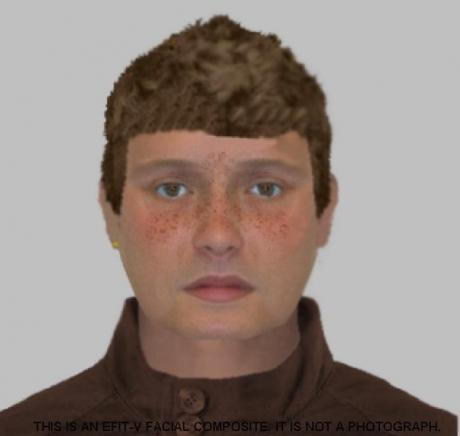 E-fit of man wanted in relation to indecent exposure