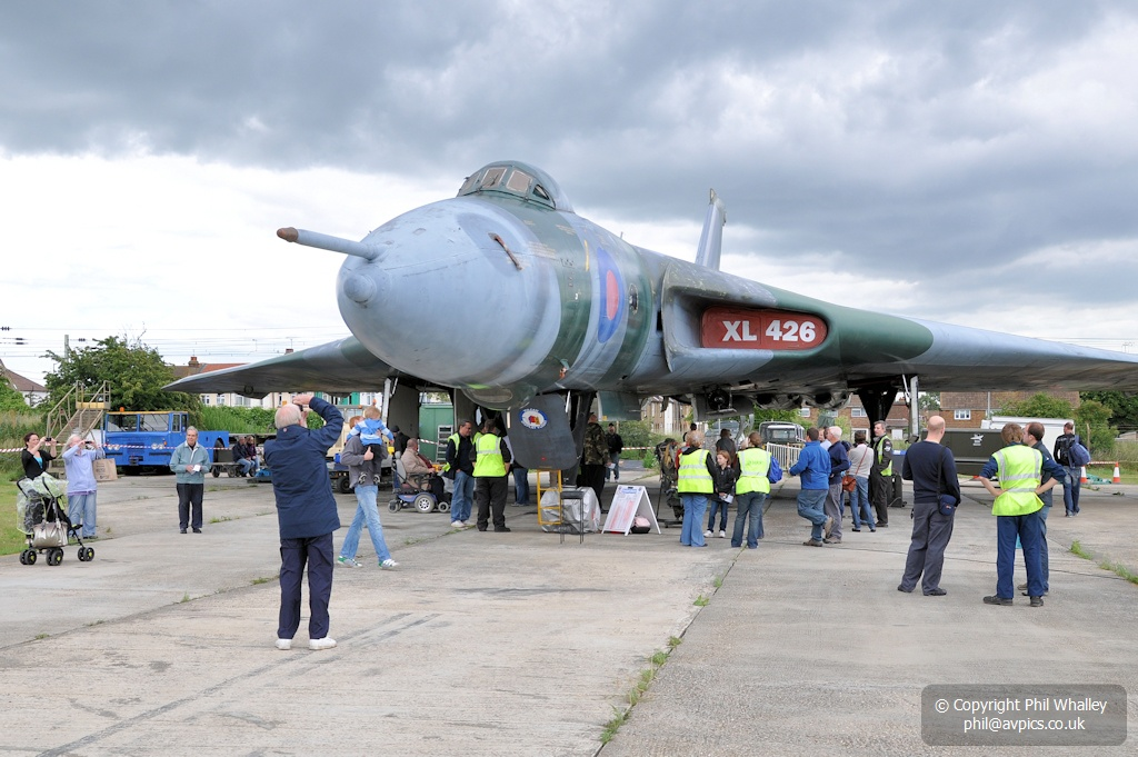 US Air Force commander to give talk to Southend's Vulcan Restoration Trust