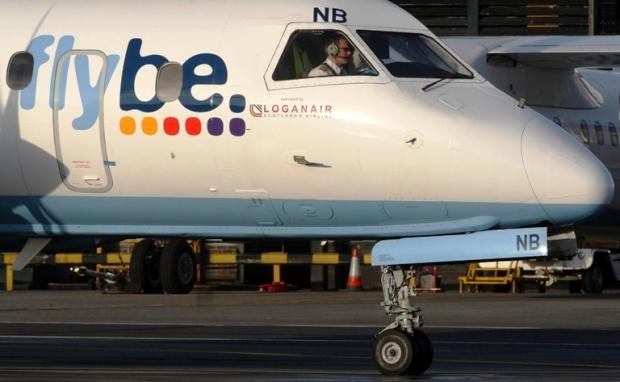 Flybe cancels flights from Southend Airport