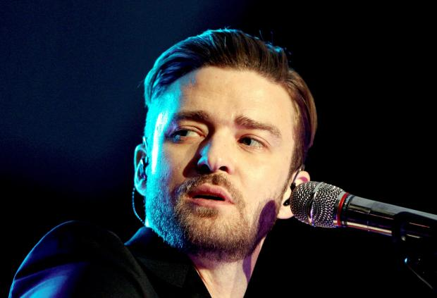 Southend Standard: Justin Timberlake rumoured to be headlining V Festival 2014