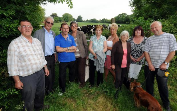 Bowers Gifford residents fought the proposals