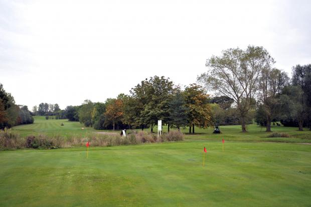 Southend Standard: Basildon golf course