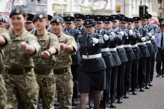 Southend Armed Forces Day plan unveiled