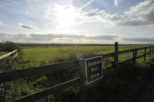 We want to save our precious green belt