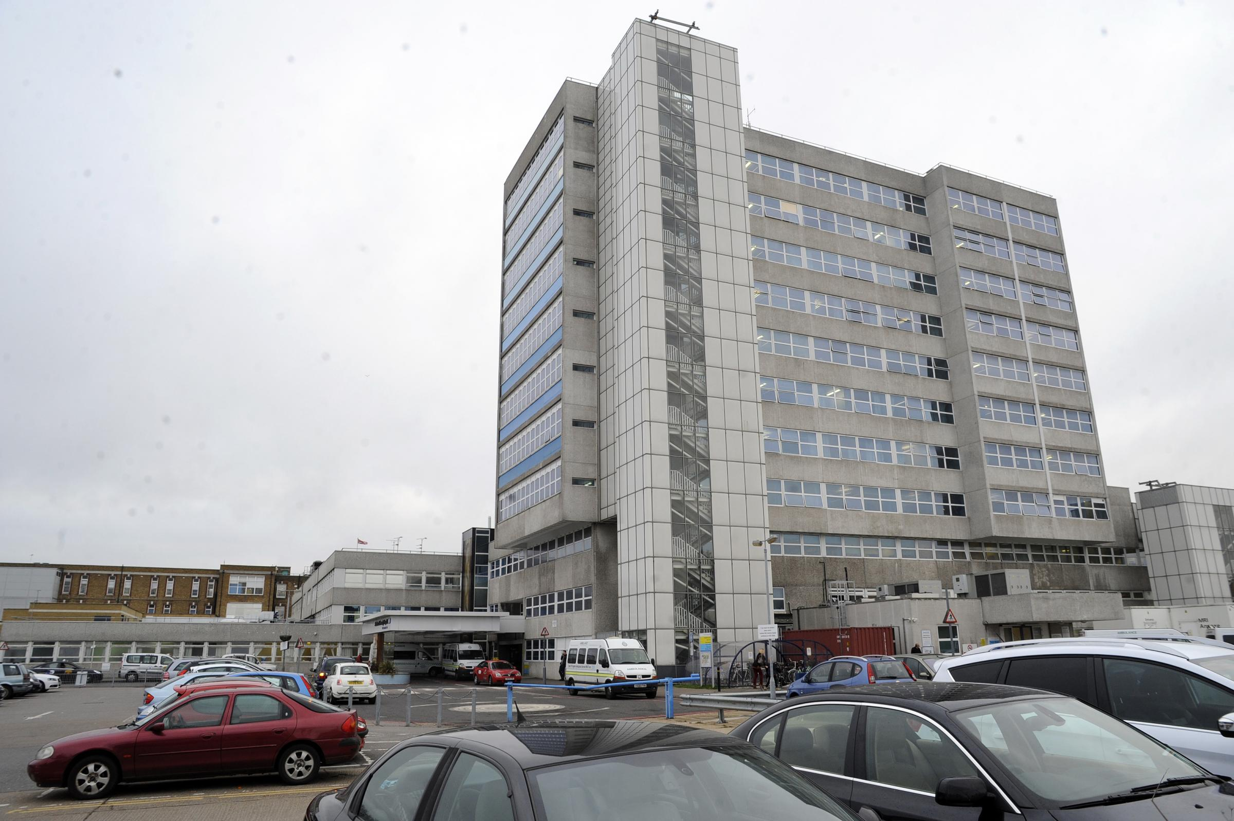 Southend Hospital death rates are lowest in Essex