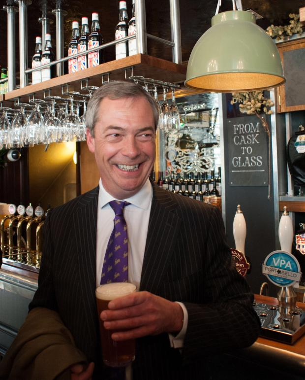 Southend Standard: PARTY CONFERENCE: Nigel Farage to address UKIP's regional conference