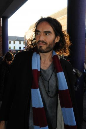 Russell Brand wins