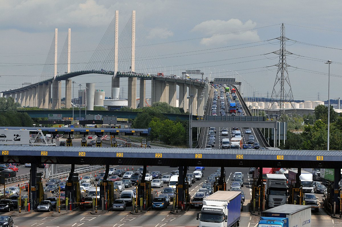 New Dartford Crossing discount scheme for Thurrock residents comes in to force on Saturday